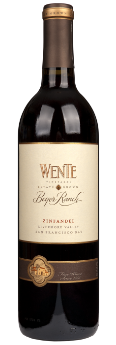 Wente Beyer Ranch Zinfandel Livermore Valley Californie