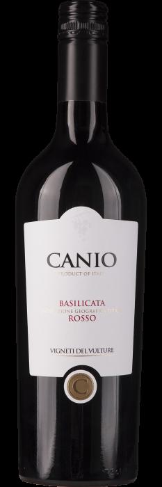 Canio Basilicata Rosso Merlot Aglianico