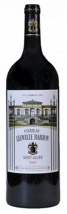 Chateau Leoville Barton Saint Julien Grand Cru Classe