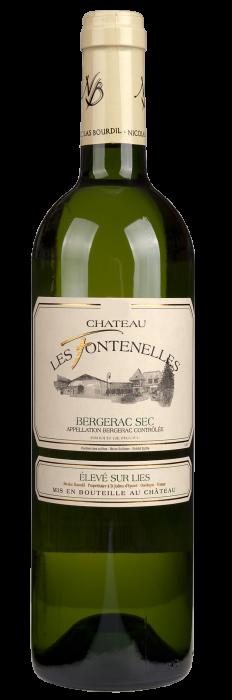 Chateau Les Fontenelles Bergerac Blanc Sec