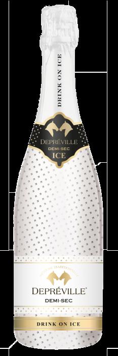Depreville On Ice Sparkling