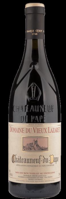 Jerome Quiot Chateauneuf du Pape Vieux Lazaret Rouge