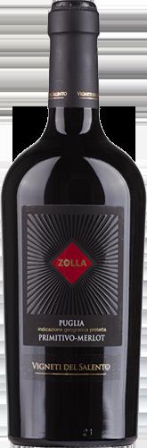 Zolla Primitivo Merlot