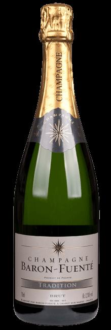 Champagne Baron Fuente Tradition Brut-0