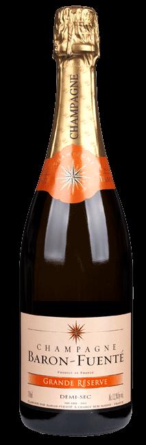 Champagne Baron Fuente Demi-Sec-0