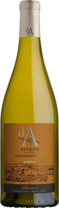 Domaine Astruc dA Reserve Chardonnay 2018